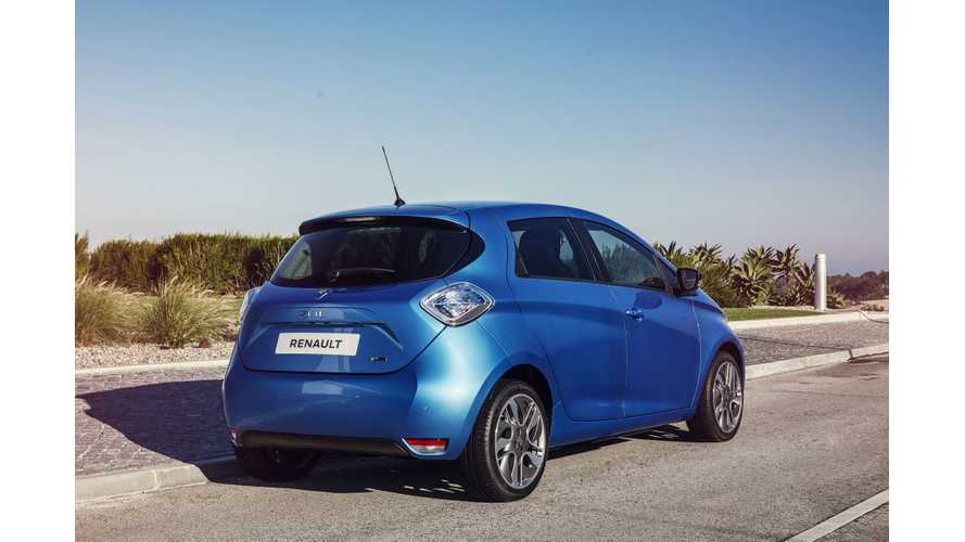 In 2017, Well Over 40,000 Plug-In Electric Cars Were Sold in France