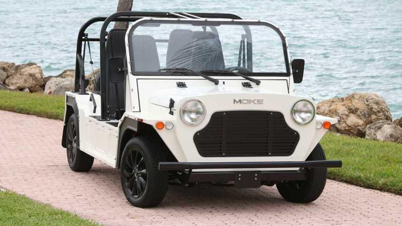 Moke America Emoke Electric Car First Drive Time To Drop