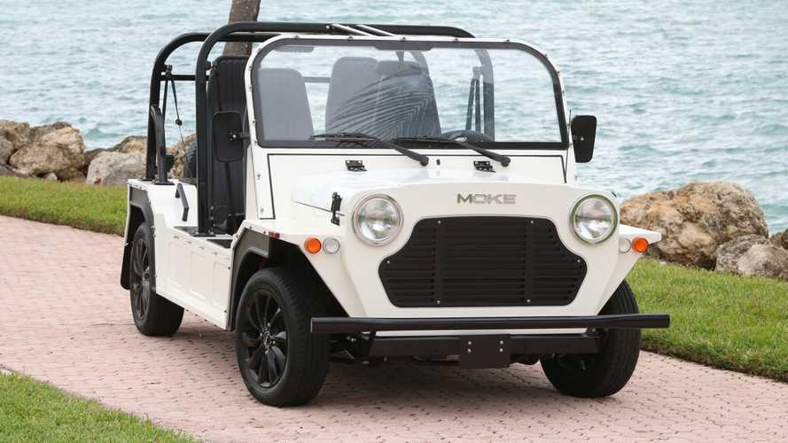 Moke America eMoke Electric Car First Drive: Time To Drop Some LSV