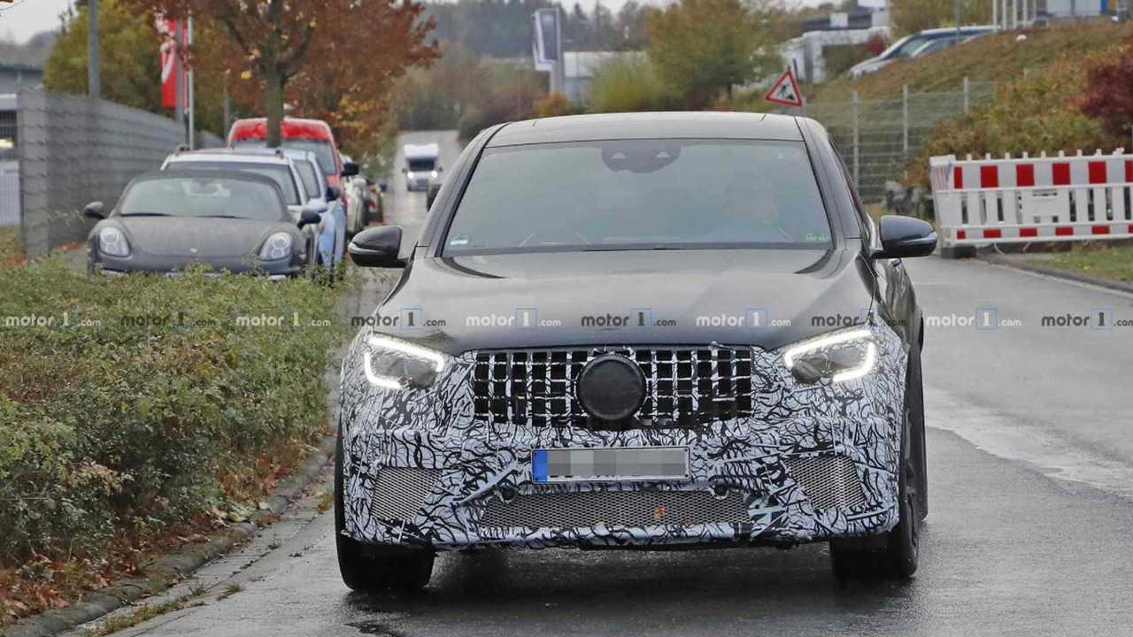 2020 Mercedes-AMG GLC