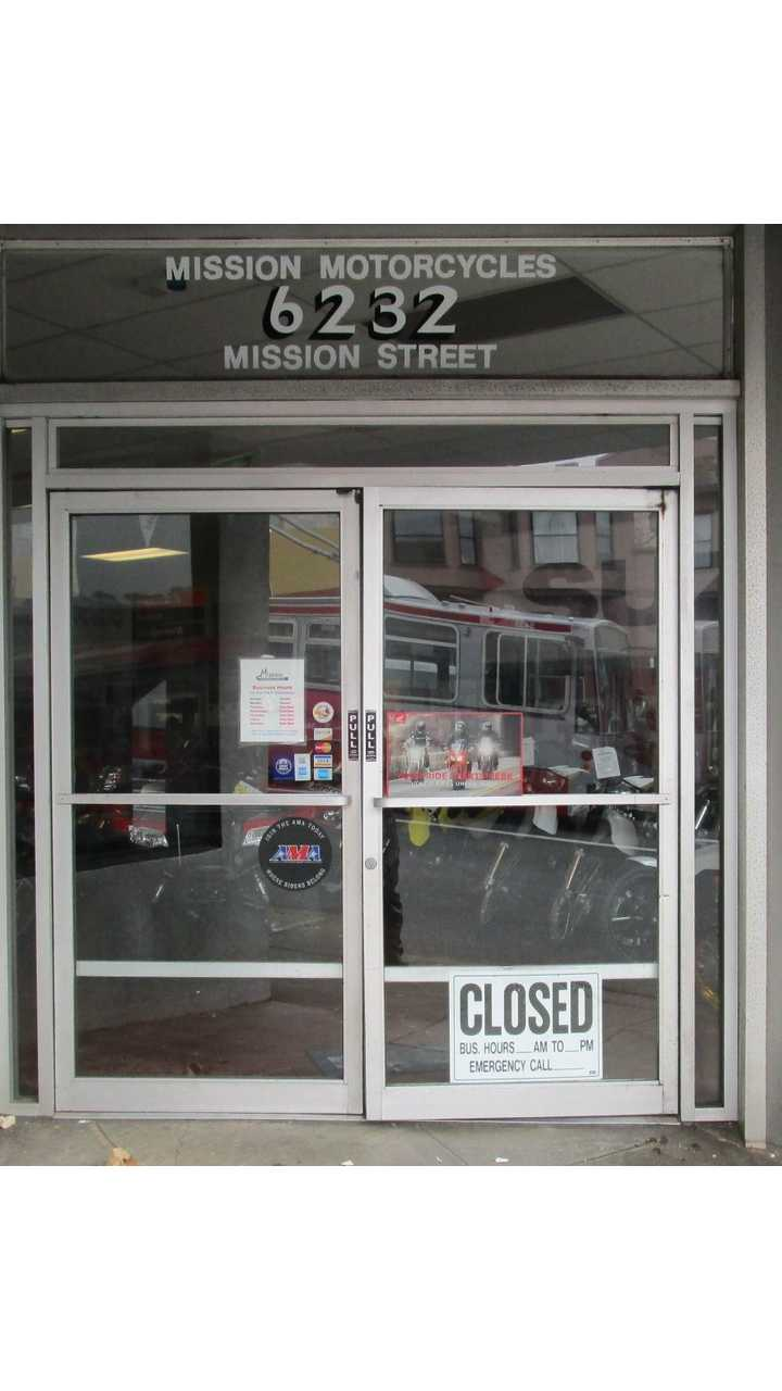Mission Motorcycles Has Closed