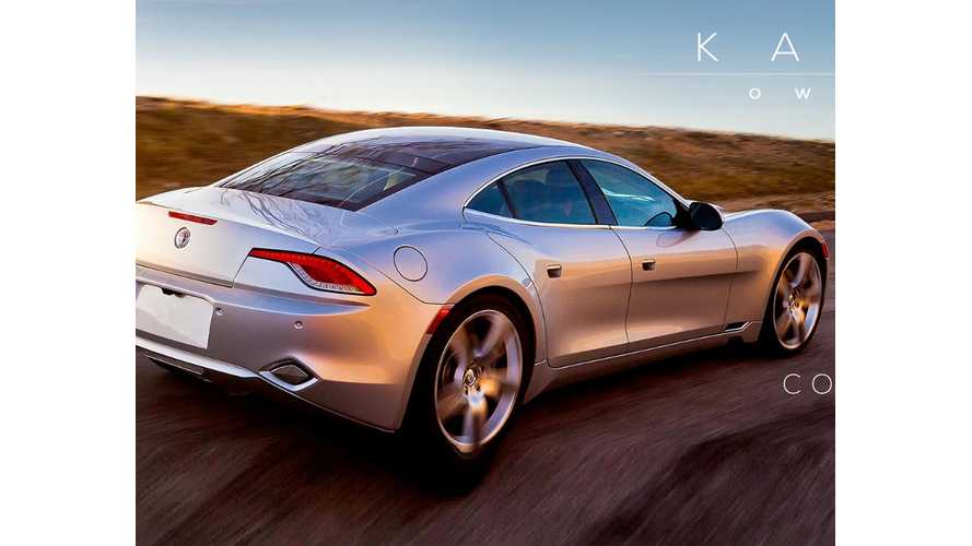 New Fisker Launches, Focuses On Support For Existing Karma Owners
