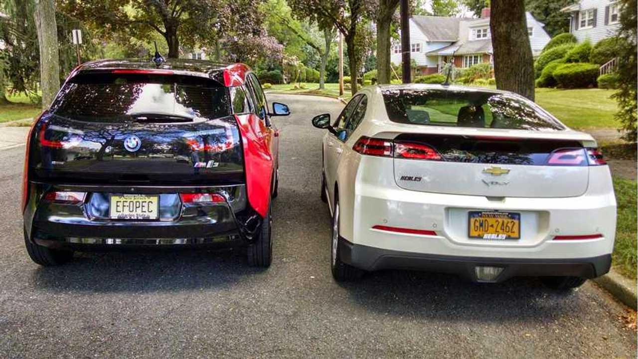 Society Of Automotive Engineers Defines EREV & PHEV