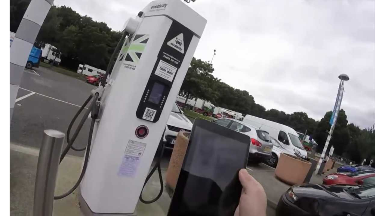 ecotricity EVSE app via electricleafman
