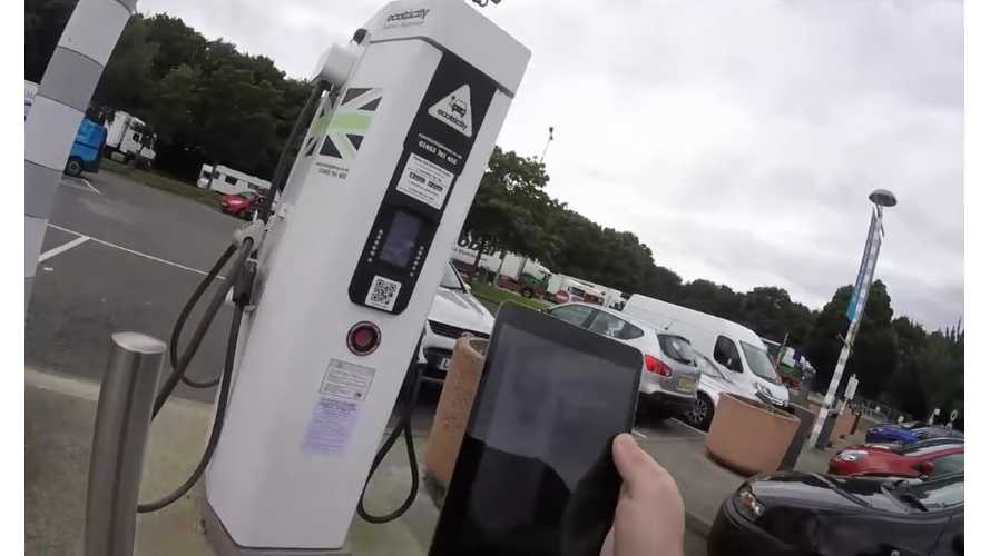 Ecotricity's New App, Pay Structure Tested - Video