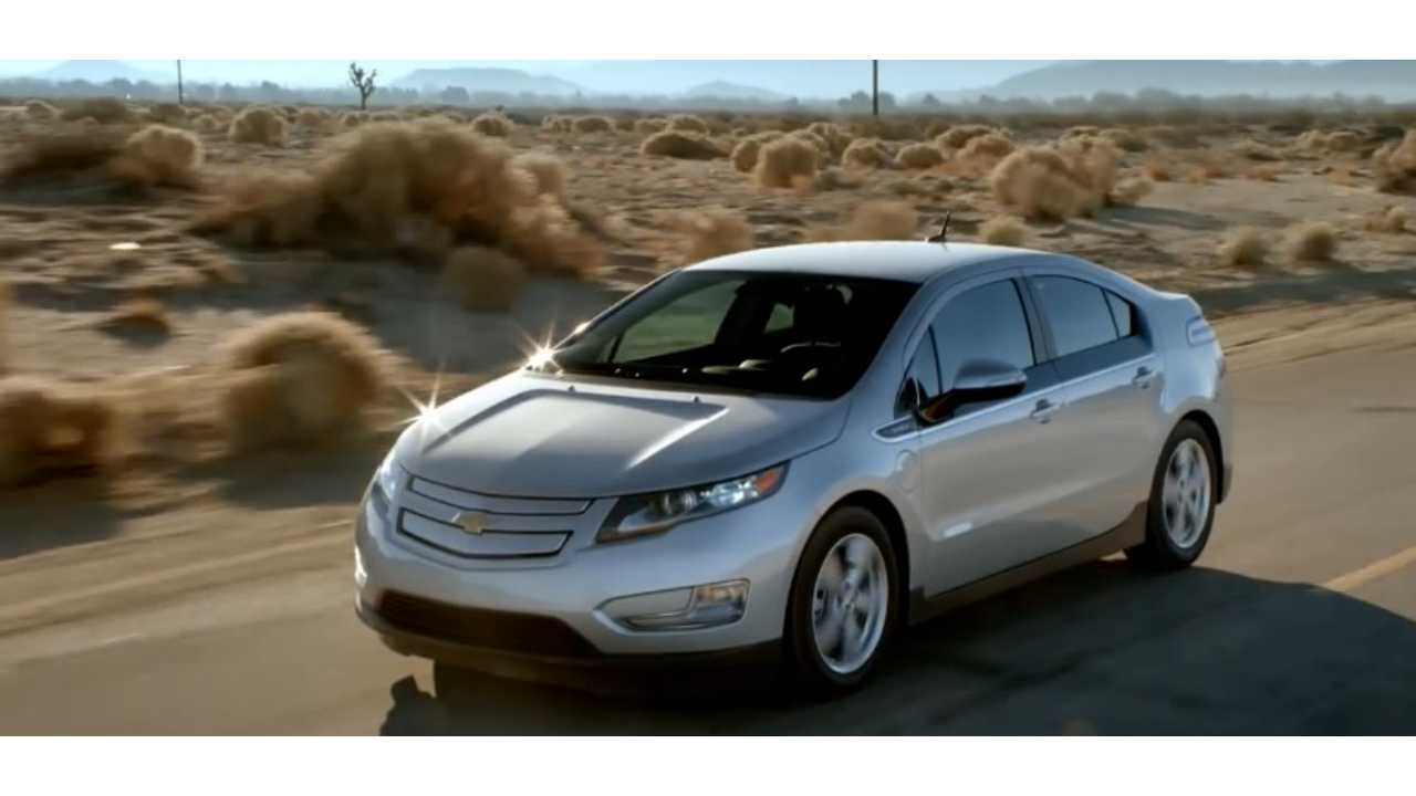 Zero Chevrolet Volt Batteries Replaced So Far Due To General Capacity Degradation