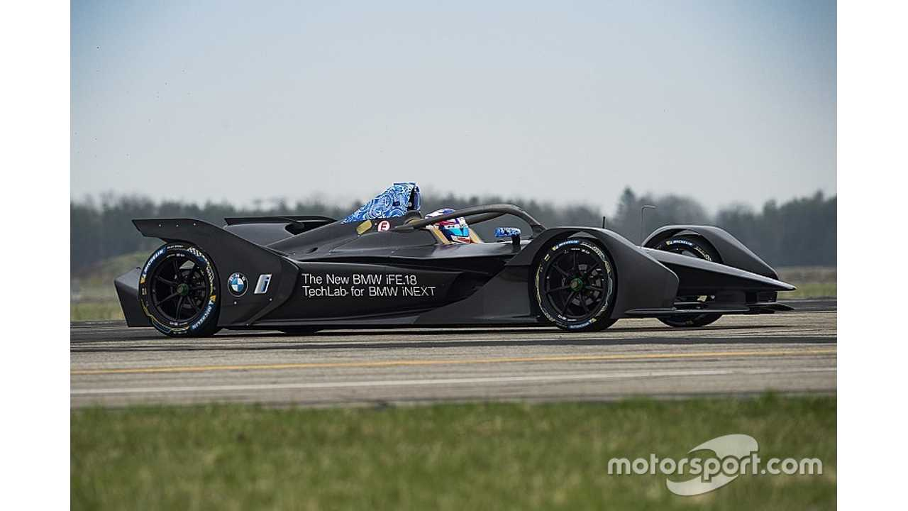 Formula E Manufacturers Complete Gen 2 Race Car Tests