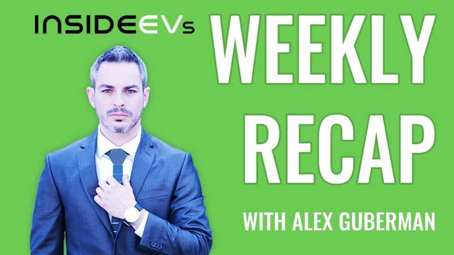 Watch InsideEVs Week In Review - April 8-15, 2018