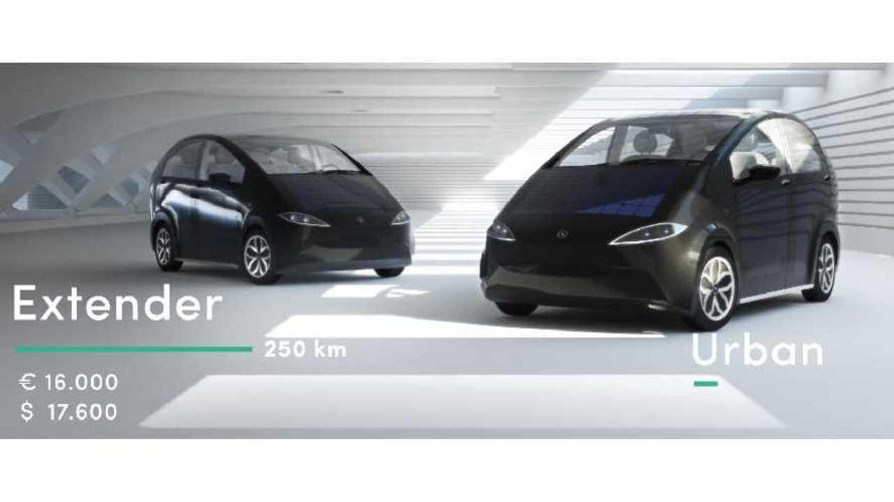 SONO MOTORS - SION. A Solarcar for everyone.