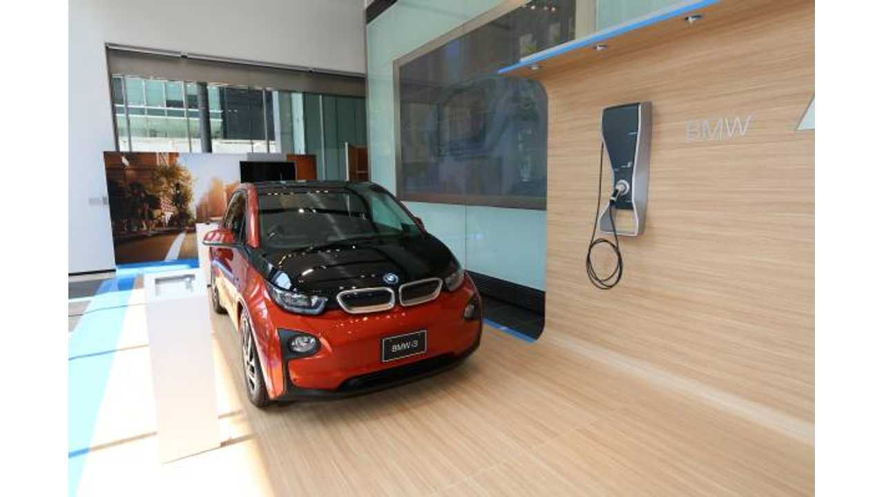BMW Logs First i3 Sale In Mexico