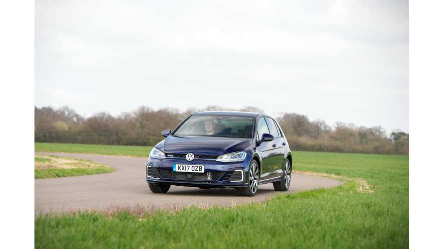 Updated Volkswagen Golf GTE Now Better Than Ever, Young Professionals Wanted