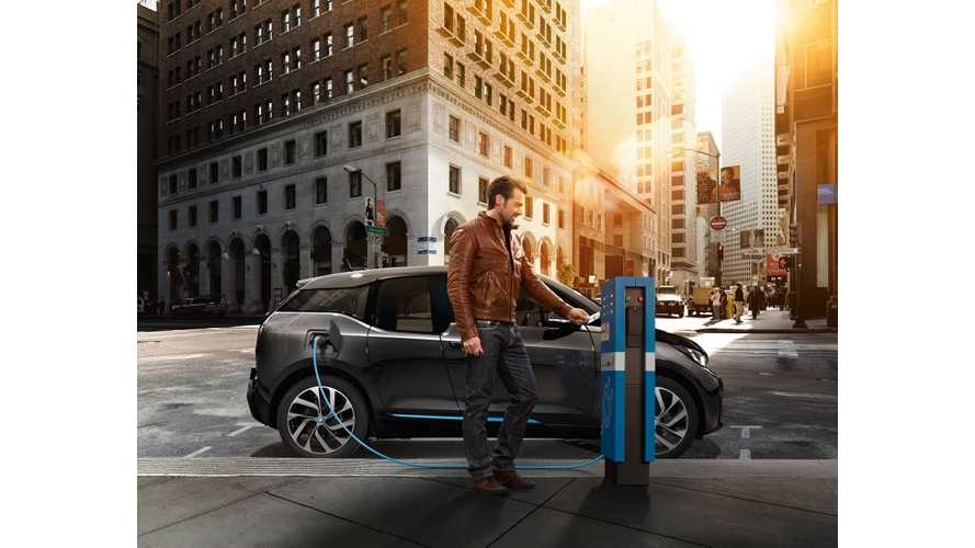 BMW To Install 500 Charging Points In China This Year