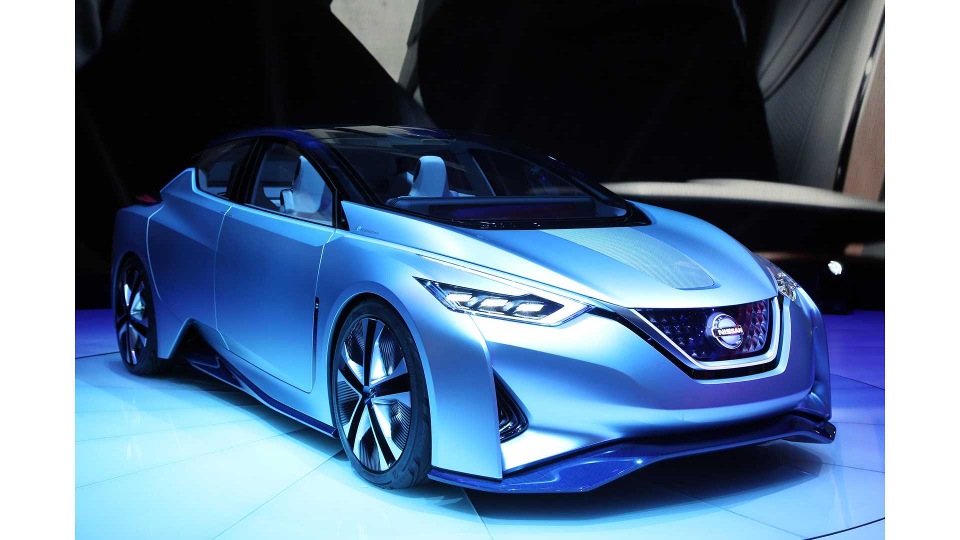 Nissan Ids Concept With 550 Km Range Makes European Debut Gallery