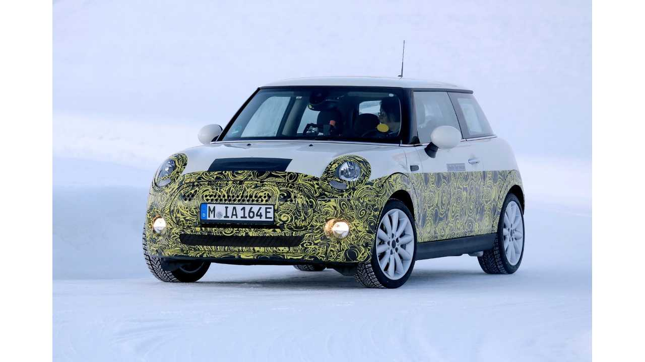 Check Out These New Spy Shots Of Mini Electric Mule