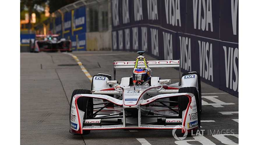 Jani Leaves Dragon Racing After Just One Formula E Race