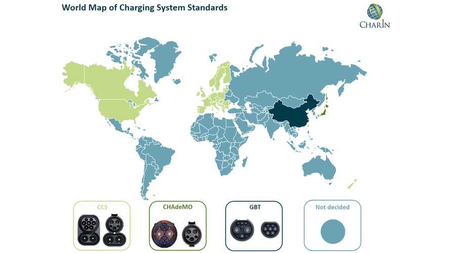 South Korea To Standardize U.S Version Of CCS/Combo Fast Charge Standard