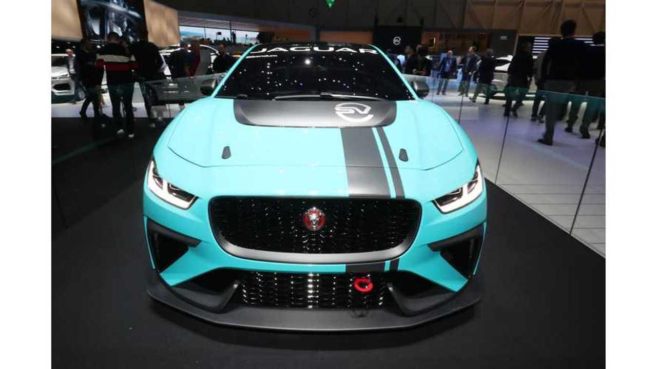 High Performance Jaguar I-Pace SVO A Possibility