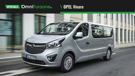 Speciale Opel Vivaro, arriva l'Intellilink