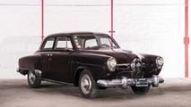 Lot 2 - 1950 Studebaker Champion 4 Door Sedan
