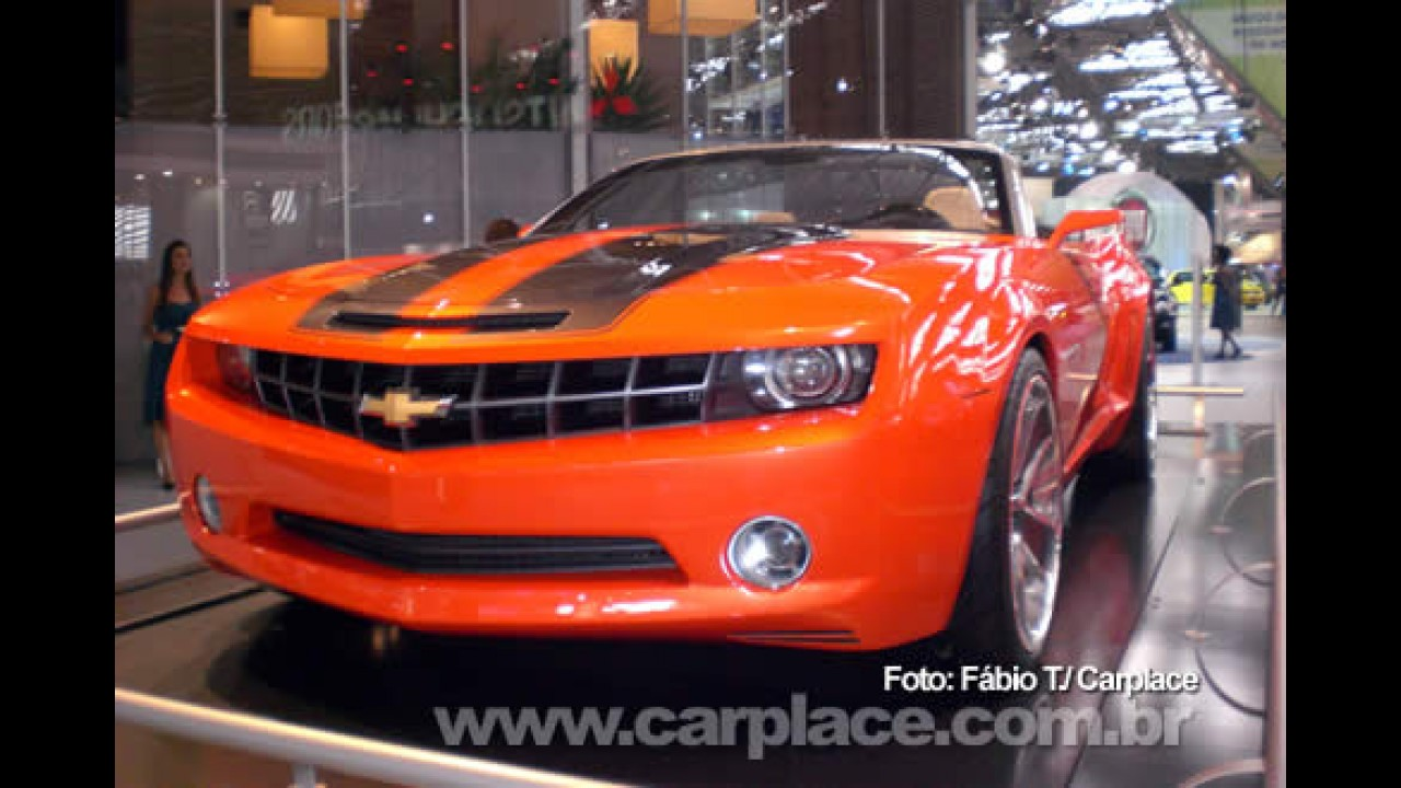 Cobertura CARPLACE do Salão do Automóvel de São Paulo 2008