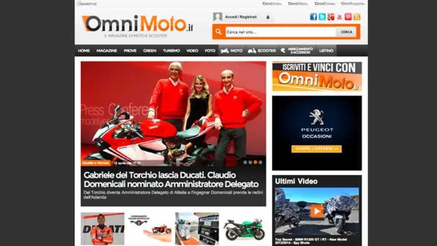 Il nuovo OmniMoto.it