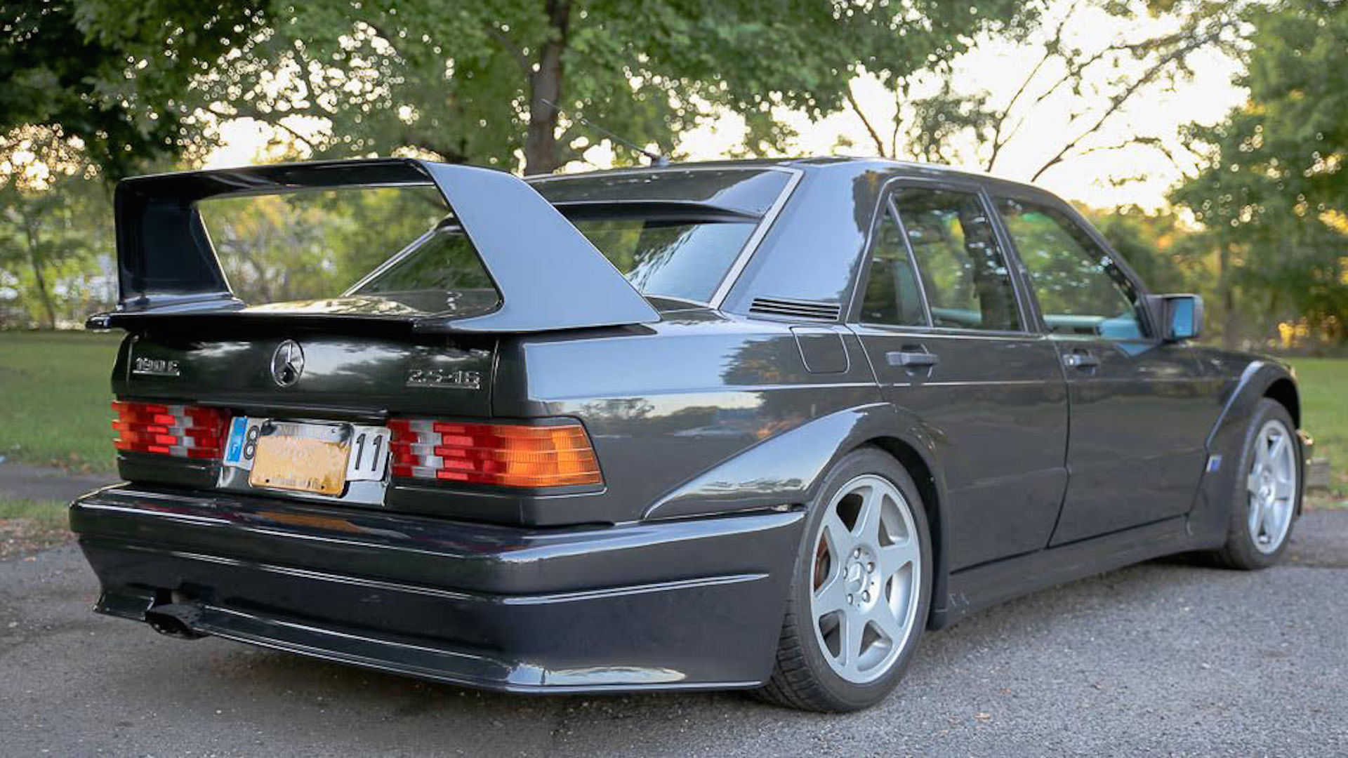 1990 Mercedes-Benz 190E Cosworth Evo II on eBay with 29,000