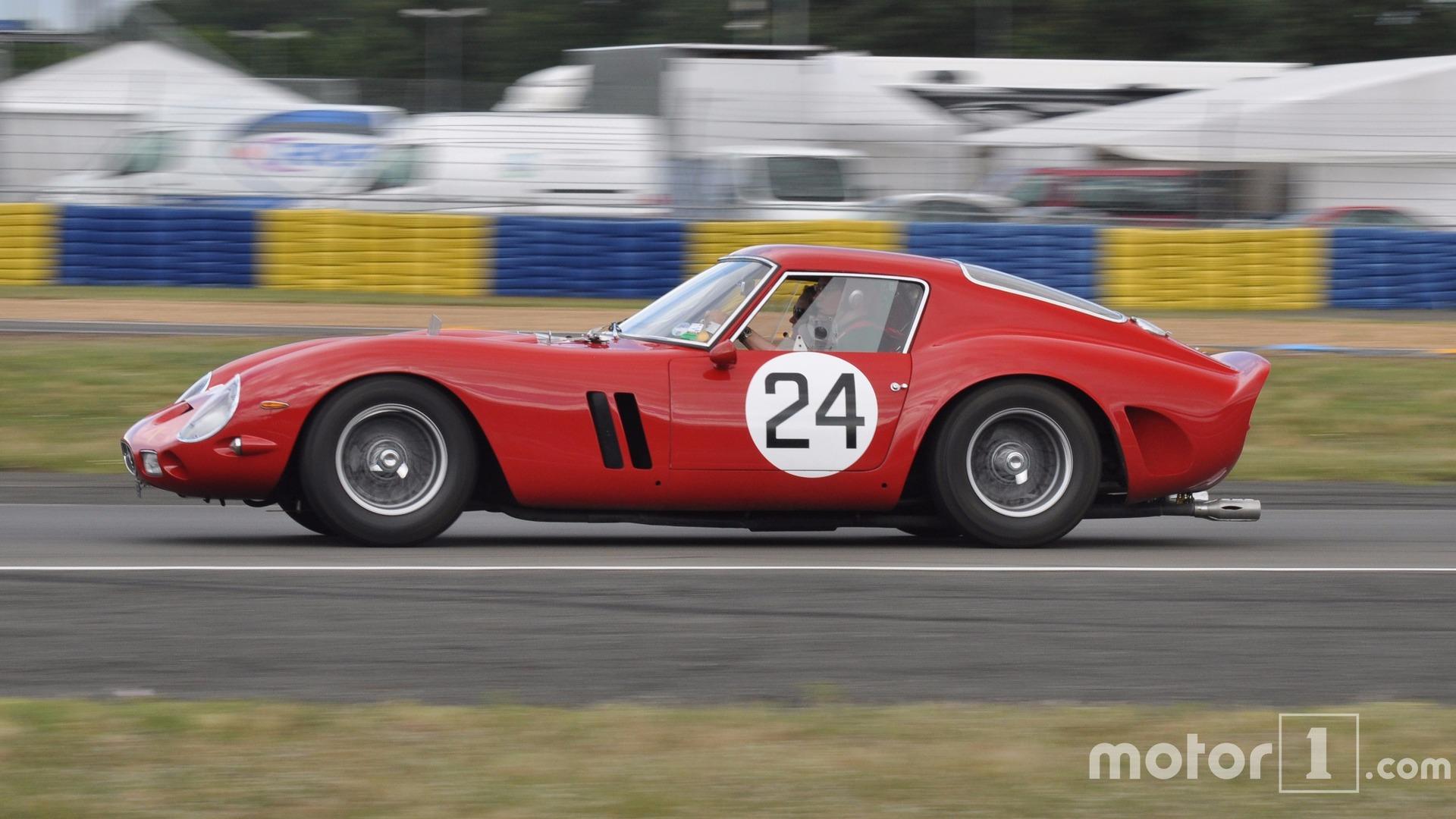 Ferrari Loses 250 Gto Court Case