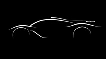 Mercedes-AMG hiper otomobil teaser