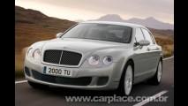 Bentley apresenta o Continental Flying Spur Speed 2009 com 600 cv de potência
