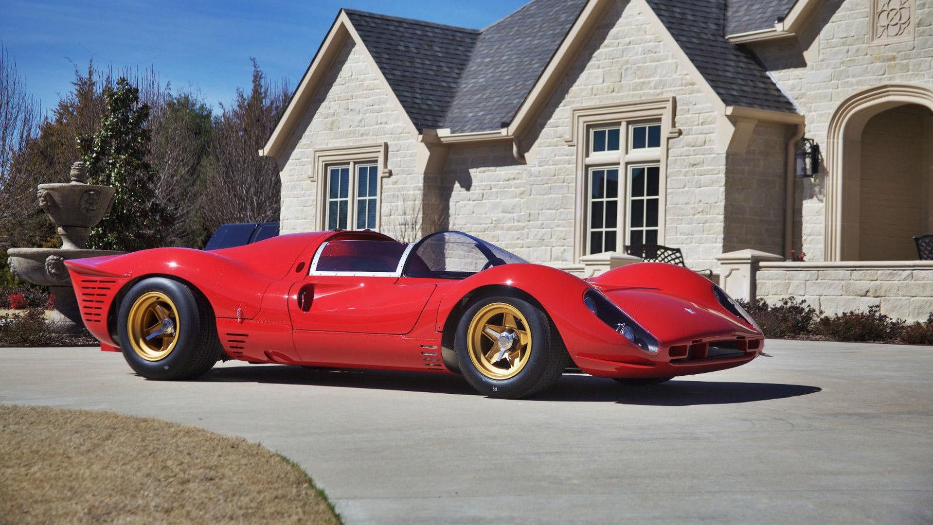 1967 Ferrari P4 Replica Shows Up On Ebay For A Cool 850 000