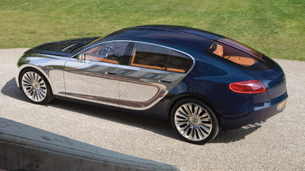 Bugatti Galibier Was Axed Because Vw Didn T Like The Design