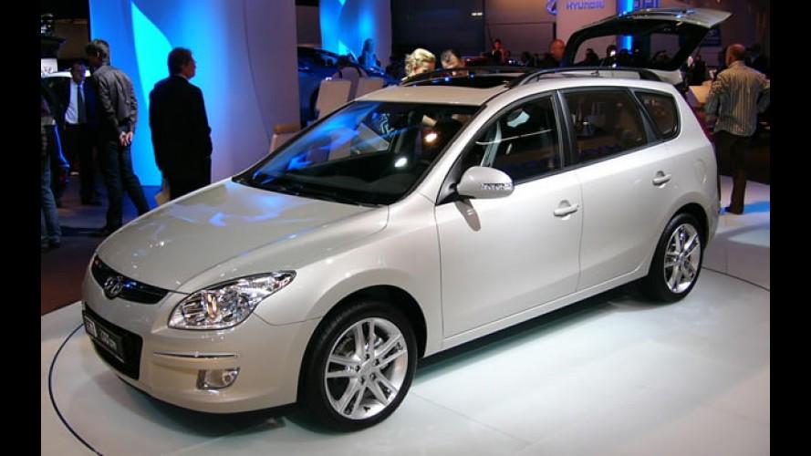 Hyundai dá um i30 CW para