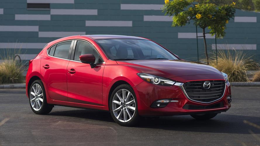 2018 Mazda3 Keeps Manual Transmission, Loses Regen Braking