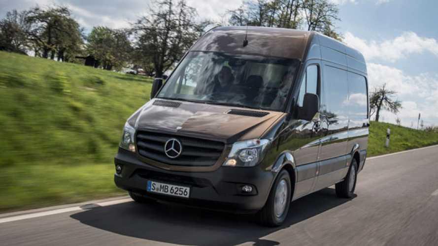 Mercedes Sprinter 311 CDI 7G-Tronic Plus, prime impressioni