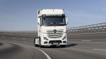 Mercedes Actros Limited Edition allo IAA Hannover 2016