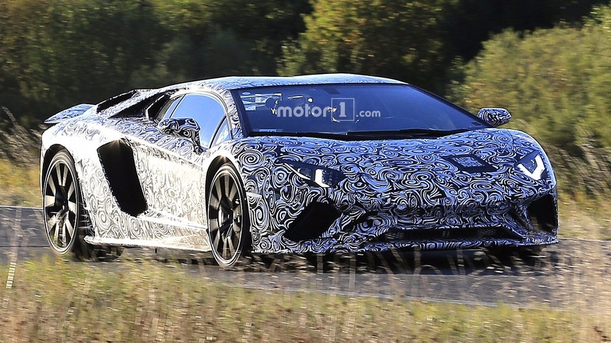 Lamborghini Aventador facelift might receive