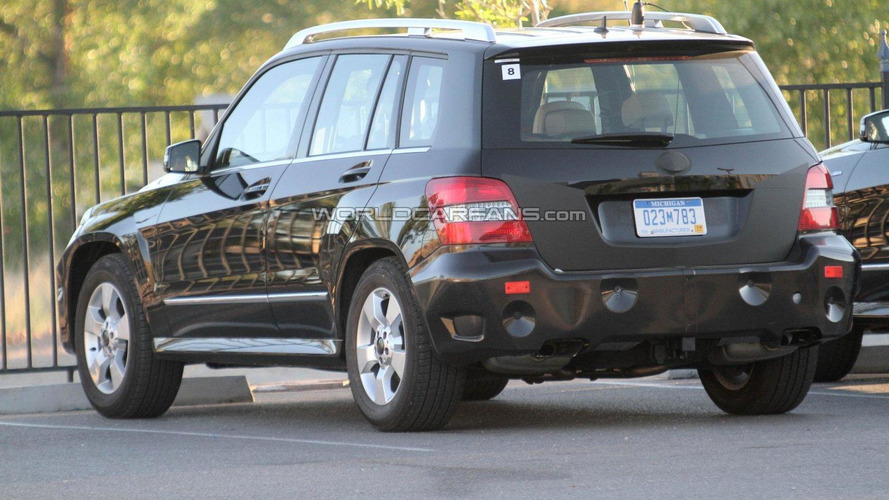2013 Mercedes GLK to offer diesel engine in U.S. - report