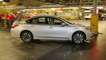 Nissan Altima Production