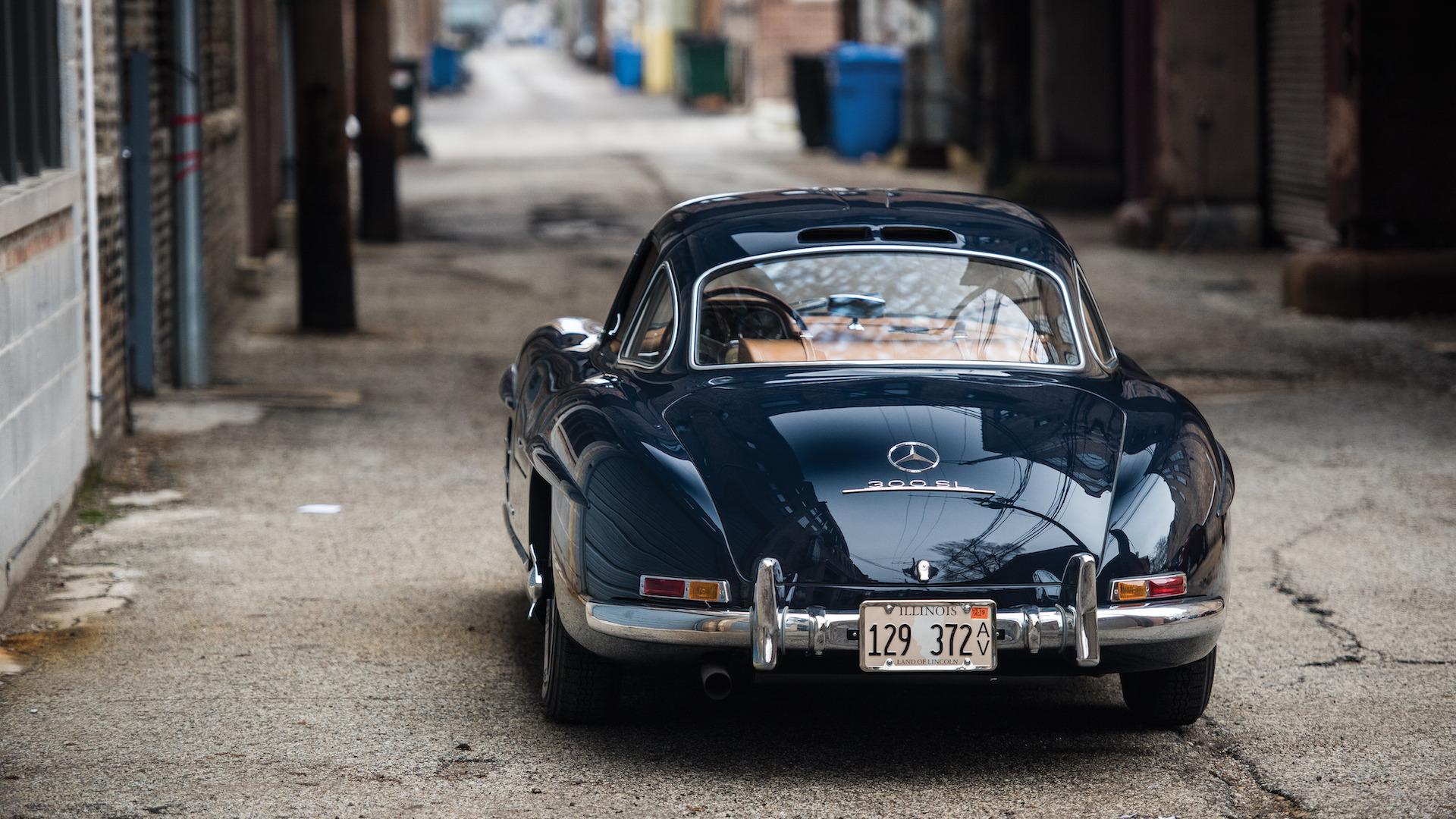 Resultado de imagem para Mercedes-Benz — 300 SL