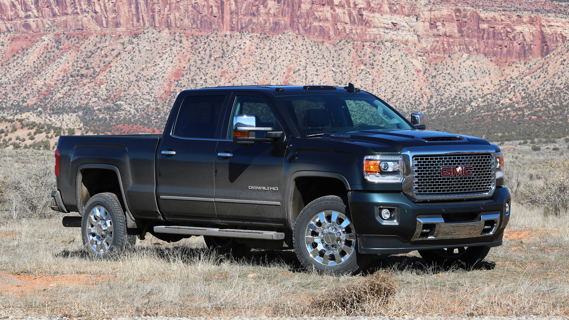 2017 Gmc Sierra 2500 Denali Hd First Drive Power Power Power