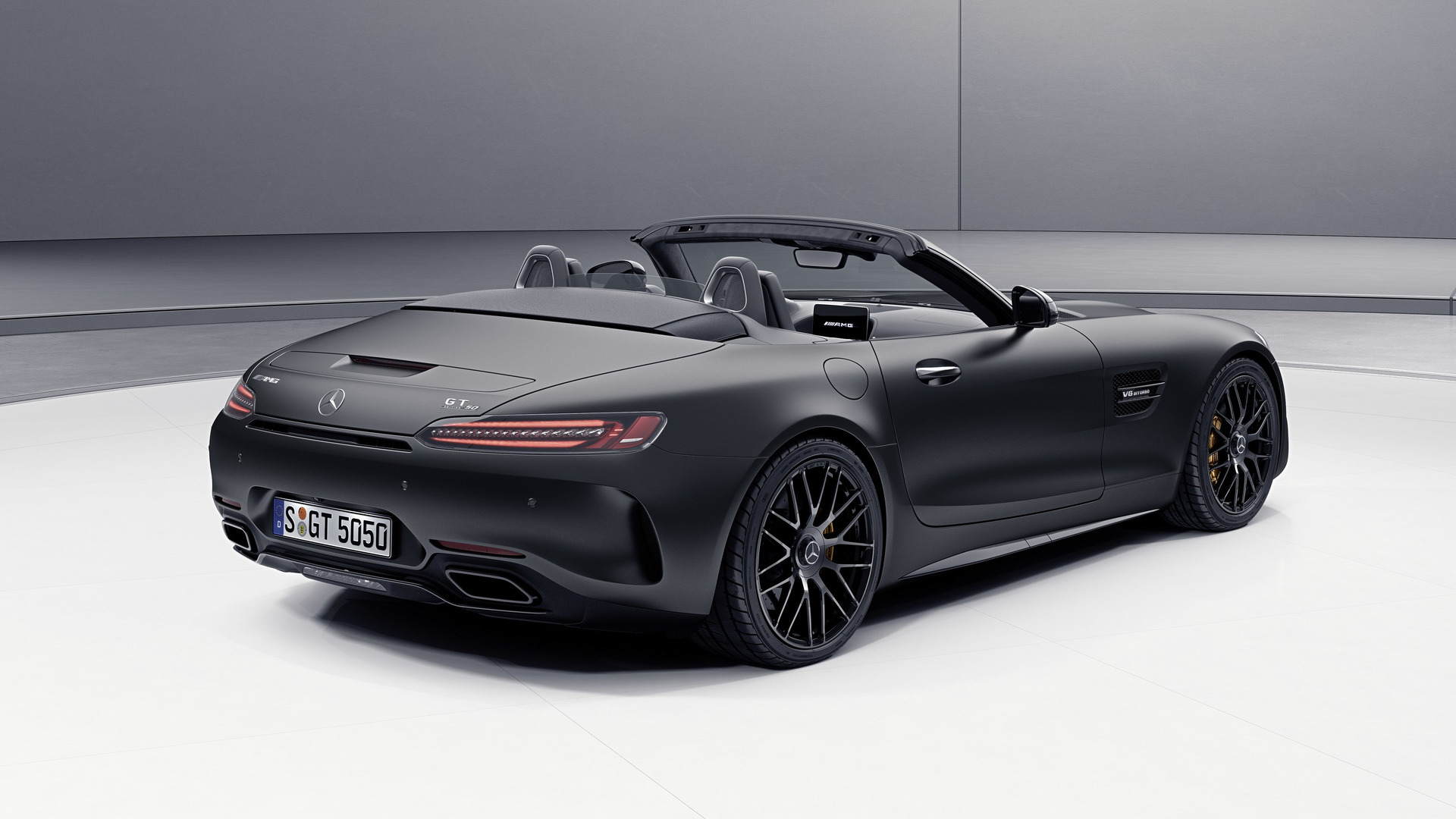 Mercedes Amg Gt C Roadster Edition 50 1791356