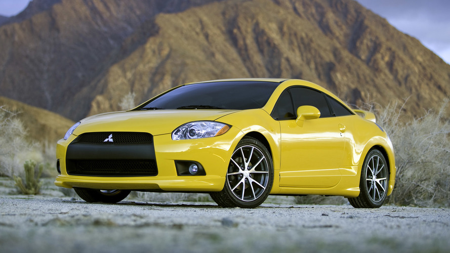 Remembering the Mitsubishi Eclipse