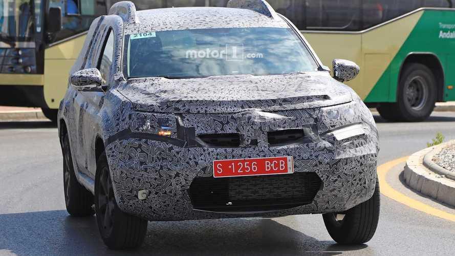 2018 Dacia Duster casus fotoğrafları
