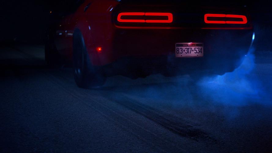 Dodge Challenger Demon'dan bir ilk daha