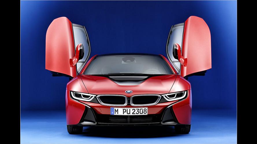 BMW plant elektrisch