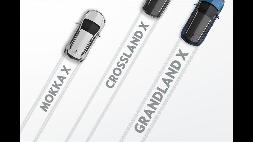 Opel Grandland X startet 2017
