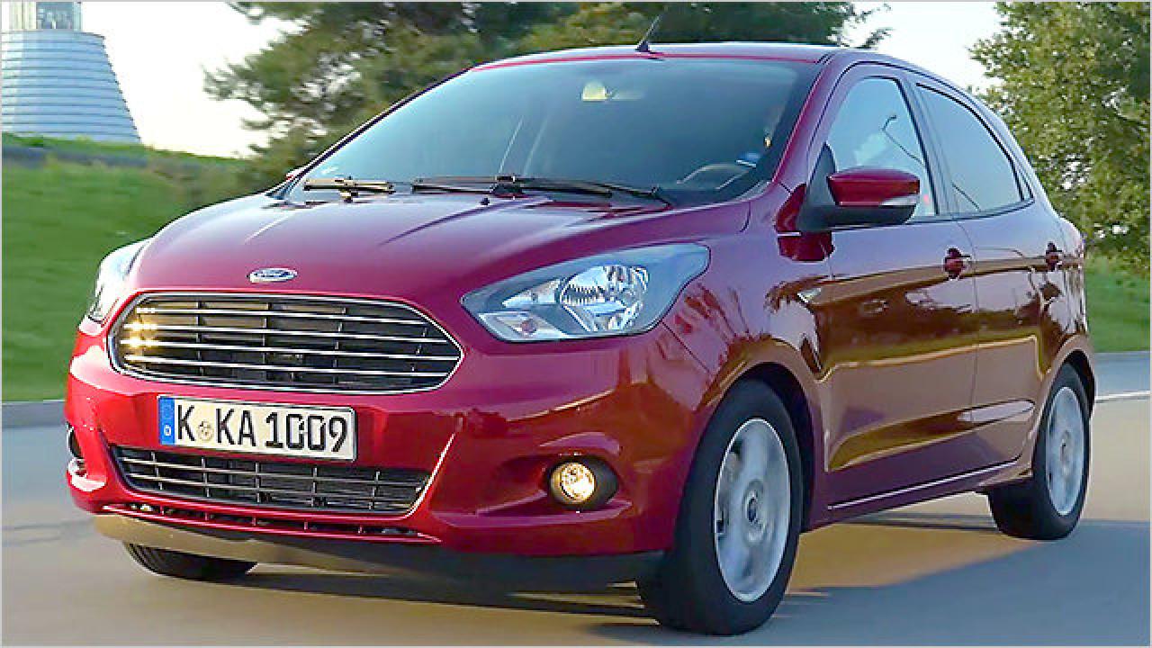 Der neue Ford Ka+