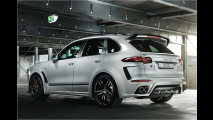 Porsche Cayenne Turbo S mit 720 PS