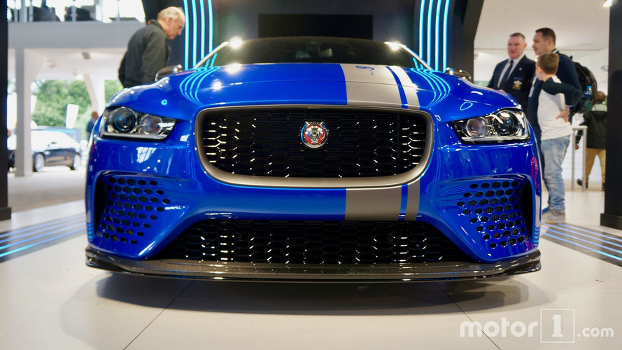 Jaguar Land Rover - Bientôt une sportive SVO à part entière ?