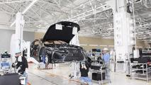 Lexus LC Production